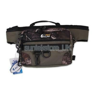 125cm Long Fishing Gear Rod Bag Case Organizer Tackle Storage Carry Holdall
