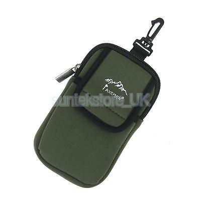 Army Military MOLLE Bag For Cell/Mobile Phone Loop Hook Pouch Holster Cover