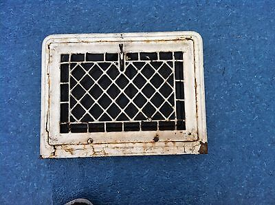 Antique/vintage wall air vent cover