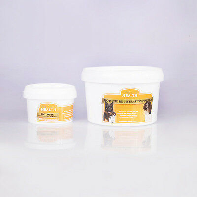 Isotonic-Rapid rehydration powder from The Animal Health Company