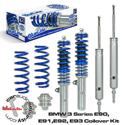BMW 3 Series E90, E91, E92, E93 JOM Coilovers Suspension Lowering Kit 741027