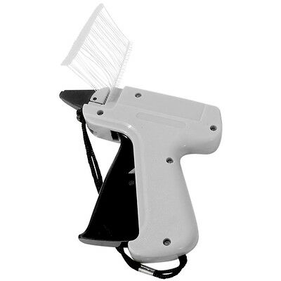 Evelots Tag Attaching Tagging Gun With 1000 Standard Attachment Fasteners Barbs