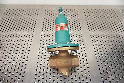 "Keckley 6246 Type 700 water Pressure Regulator 3/4"" 300 inlet, 100 outlet"