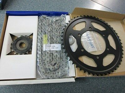 T2017260 Triumph Tiger 800 (Road) Genuine Chain And Sprocket Kit