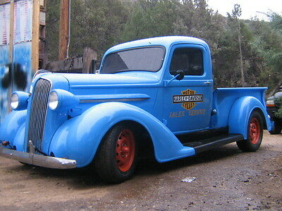1937 Plymouth Other CUSTOM 1937 plymouth PT50 STREET ROD TRUCK