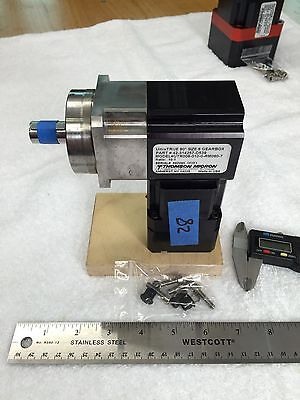 Thomson Micron Linear 90 Degree Stepper Gear Head Reducer 10:1 Ratio Cnc