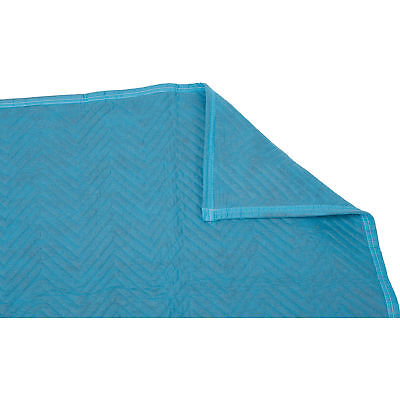 Ironton Nonwoven Moving Blanket - 80in. x 72in.