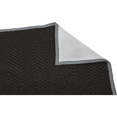 Strongway Woven Microfiber Moving Blanket - 80in. x 72in.