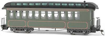 NEW Bachmann Spec Conv Coach/OBS Car Painted Olive On30 26202