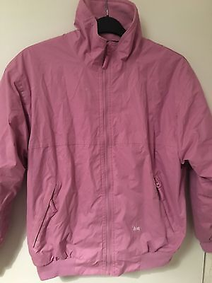 Loveson Small Riding Coat Pink
