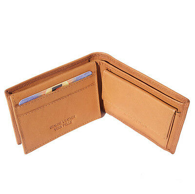 Wallet & Card Cases Italian Genuine Leather Hand made in Italy Florence PF09