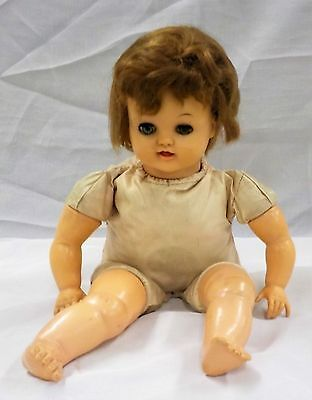 "1950's 14"" IDEAL Mama Doll"