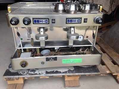Verona Express Coffee Machine  2 Group Commercial Machine