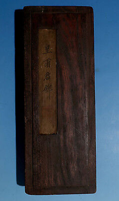 Large Thick Fine Old Chinese Calligraphy Handwrting Book Collection WJ208