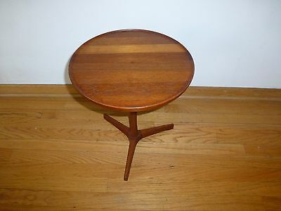 Hans Andersen Teak side table