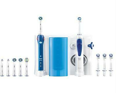 Braun Oral-B SmartSeries OxyJet PRO 5000 Munddusche Center Bluetooth OC21.565.4