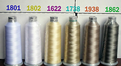 Madeira Embroidery Machine Threads 5000M Polyester