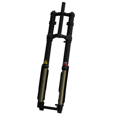 DNM USD-8 Triple Crown Downhill DH/FR Air Suspension Front Fork Mountain Ebike