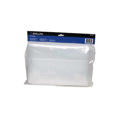 Delta Woodworking Disposable Bottom Bags for 50-720/50-720CT(12pk) 50-721 New