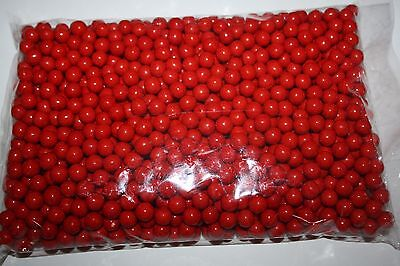Sixlets Decorator RED COLOR 400g bag