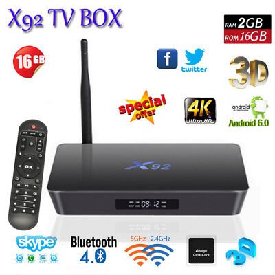 4K S905 Android 5.1 Quad Core TV Caja 1GB+8GB 3D Dolby WIFI Smart TV BOX Player