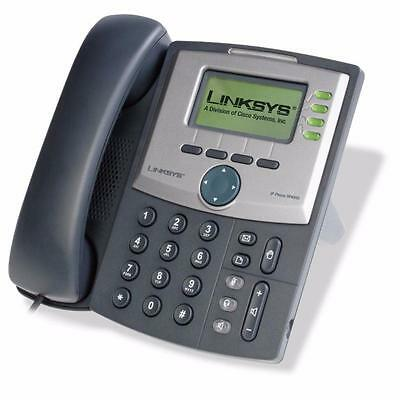 Linksys SPA942 VOIP Phone