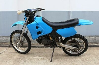 Yamaha DT200R 1991. Can be road registered