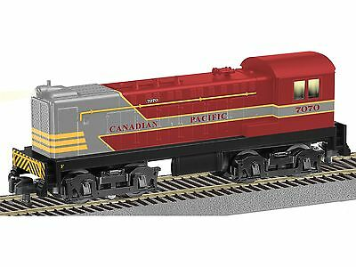 AF 6-42597 S Canadian Pacific Baldwin Switcher Conventional AC #7070