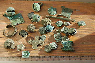 Ancient Vikings BRONZE ITEMS
