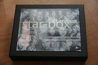 Perfume sample Star Box from 2000s