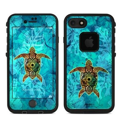Skin for LifeProof FRE iPhone 7 - Sacred Honu by Al McWhite - Sticker Decal
