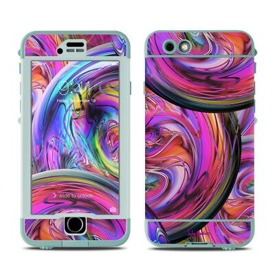 Skin for LifeProof Nuud iPhone 6S - Marbles by Juleez - Sticker Decal