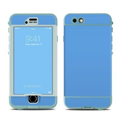 Skin for LifeProof Nuud iPhone 6S - Solid Blue - Sticker Decal