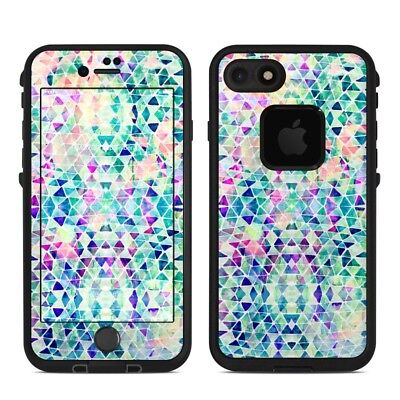 Skin for LifeProof FRE iPhone 7 - Pastel Triangle by Amy Sia - Sticker Decal