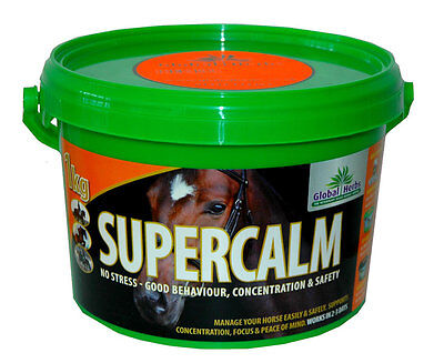 Supercalm Powder (1Kg) - Global Herbs