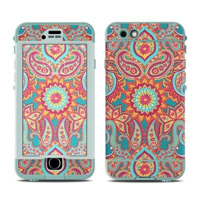 Skin for LifeProof Nuud iPhone 6S - Carnival Paisley - Sticker Decal