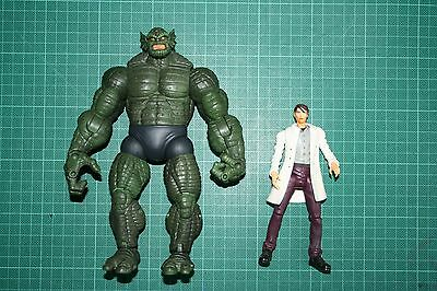 Marvel Legends Hulk Classics Bruce Banner Abomination Two Pack Loose Toy Biz