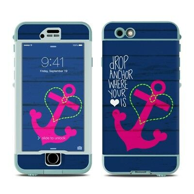 Skin for LifeProof Nuud iPhone 6S - Drop Anchor by Brooke Boothe - Sticker Decal