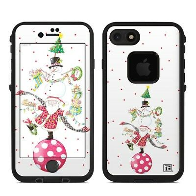 Skin for LifeProof FRE iPhone 7 - Christmas Circus - Sticker Decal