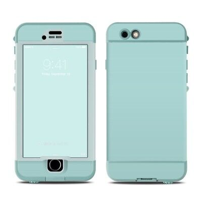 Skin for LifeProof Nuud iPhone 6S - Solid Mint - Sticker Decal