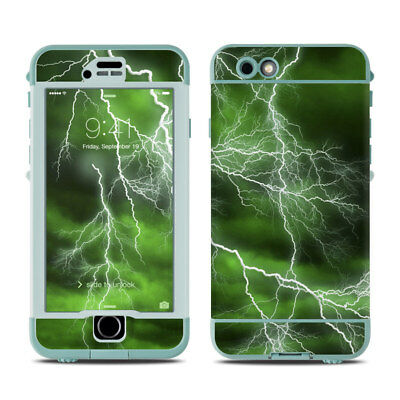 Skin for LifeProof Nuud iPhone 6S - Apocalypse Green - Sticker Decal