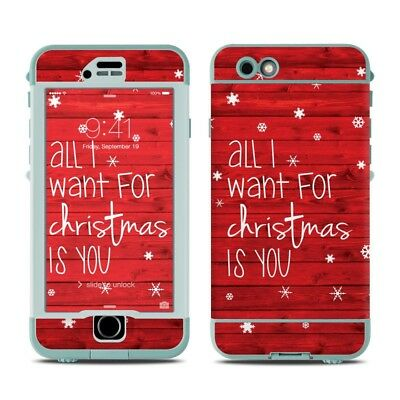 Skin for LifeProof Nuud iPhone 6S - All I Want by Brooke Boothe - Sticker Decal
