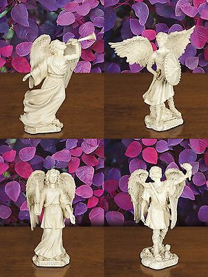 "AngelStar 7"" Archangel Figurines 8 Assorted"