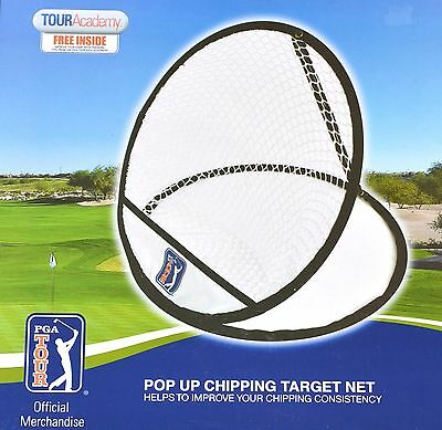 Pga Tour Pop Up Chipping Target Net Bnib Rrp £10.00