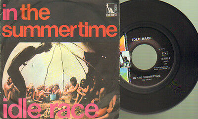 Idle race - In the summertime/Told you twice