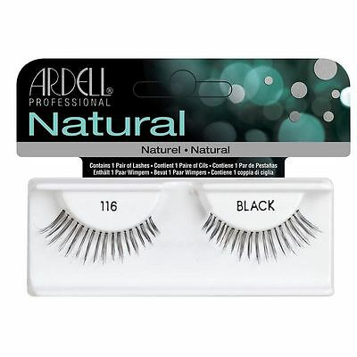 Ardell Natural Lashes Black 116