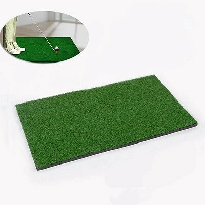 Hot Golf Practice Mat Portable Indoor Chipping & Driving Aid Training Putting