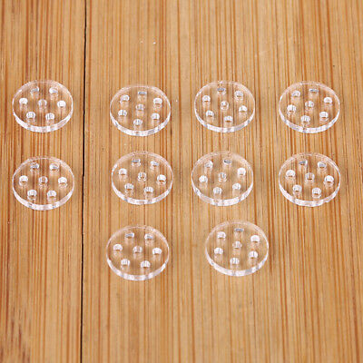 10pcs  8mm Glass Honeycomb Screen Filter Pipe Mesh for Portable Vaporizer Pen
