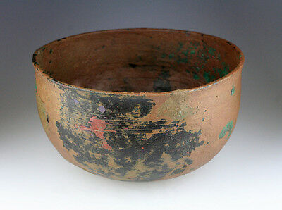 *SC* LARGE & MASSIVE DECORATED ROMAN PERIOD BOWL, 1st-3rd cent AD!!