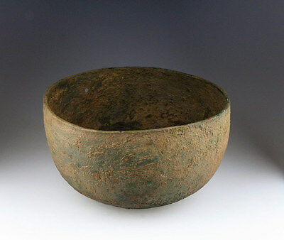 *SC* CHOICE MASSIVE ROMAN PERIOD BOWL, 1st-3rd cent AD!!